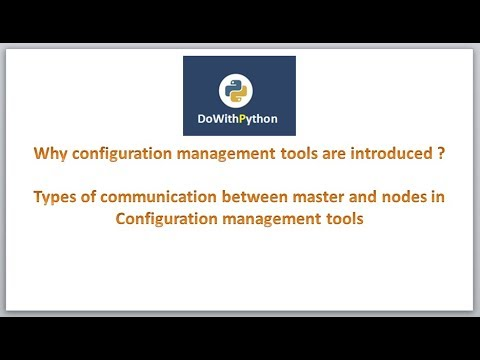 devops-ansible-|-video-2-|-why-configuration-management-tools-are-introduced-?