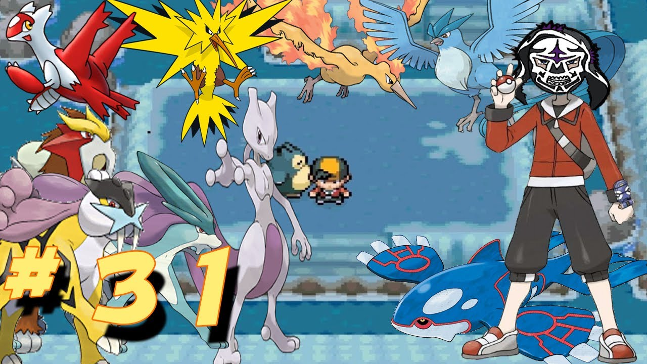 Let 39 s play pokemon heart gold part 31 catching all the - All legendary pokemon background ...