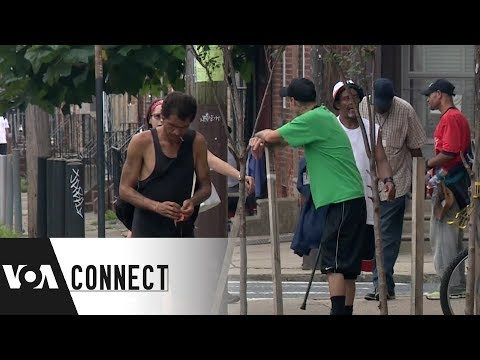 Opioid Crisis and Musical Instruments (VOA Connect Ep 31_Uncaptioned)