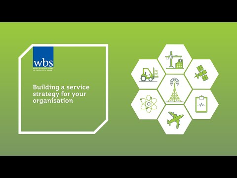 Building a service strategy for your organisation
