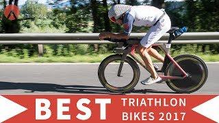TOP 5 BEST Triathlon Bikes of 2017/2018 | Triathlon Motivation | [FullHD]