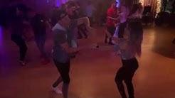 Bailando por primera vez Jorge Melo & Muriel Nicole @ Casino Stars social