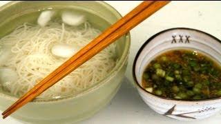 How To Make Somen Noodles