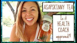 ASAPSKINNY Tea Detox REVIEW!