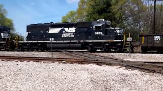 NS Railroad