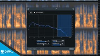How to Fix Recorded Zoom Skype Call Audio | Spectral Recovery in RX 8 by iZotope