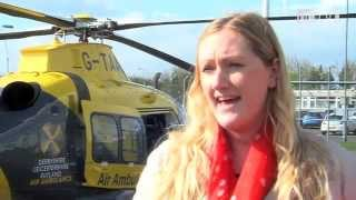 Rams In Focus Episode 26   The Academy, Air Ambulance Update, Act Of Kindness.