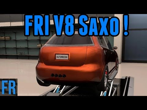 Automation - FRI V8 Saxo !