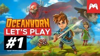 Oceanhorn: Monster of Uncharted Seas Gameplay | Nintendo Switch Let's Play #1