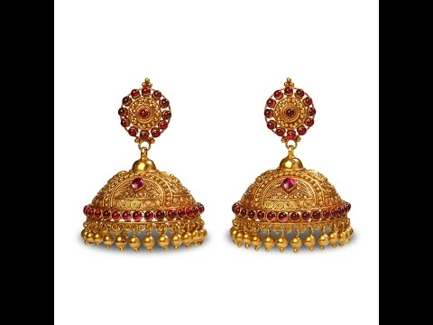 Fashion Jhumka Designs