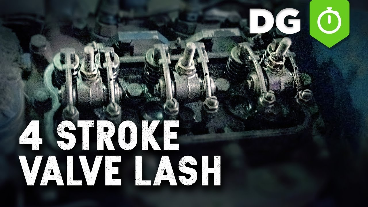 How To Set Valve Lash On A Three Cylinder Engine