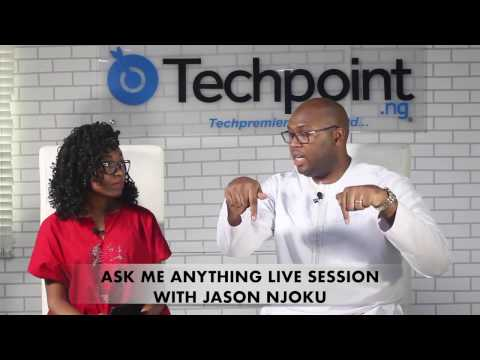 Want initial funding? Forget Investors, find customers - Jason Njoku, Founder iROKOtv
