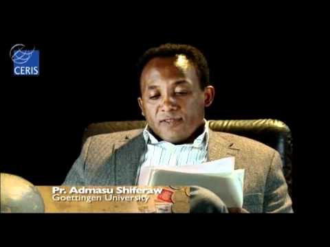 CERIS Admasu Shiferaw International Politics Development Asia Africa