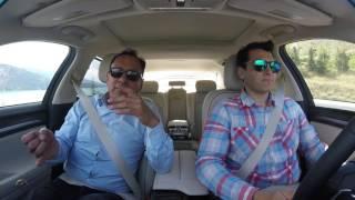 2017 Genesis G90 1st drive with Matt Askari in Vancouver, Canada