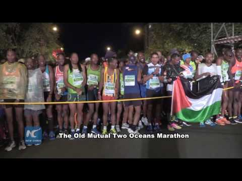 48 years old Marathon in Cape Town