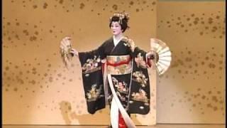 許葉景 「 千代の舞扇」 日本舞踊