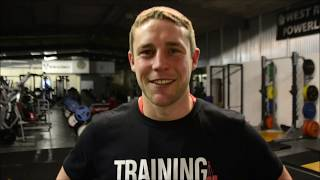 JACK SUNDERLAND REFLECTS ON TRAINING CAVE FIRST AMATEUR BOXING SHOW