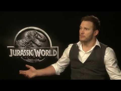 Chris Pratt Interview - Jurassic World