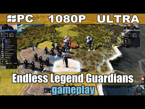 Endless Legend Guardians gameplay HD – Turn Based Fantasy Strategy – [PC – 1080p]