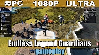 Endless Legend Guardians gameplay HD - Turn Based Fantasy Strategy - [PC - 1080p]