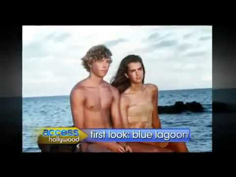 Blue Lagoon The Awakening Behind The Scenes Interviews Acces Hollywood