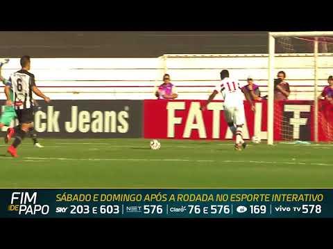 Melhores Momentos - Botafogo-SP 1 x 1 Tupi-MG- Série C (26/08/17)