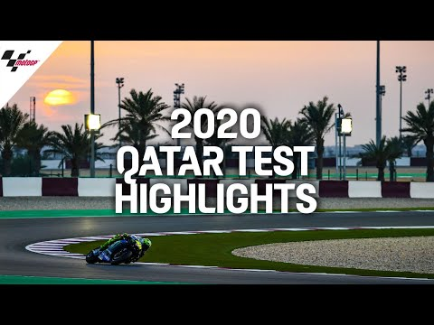 HIGHLIGHTS | 3 Days of Action from the 2020 Qatar Test!