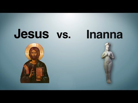 Jesus VS Inanna