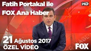 Şehit çocuğunu 3 kilo için subay yapmadılar...21 Ağustos 2017 Fatih Portakal ile FOX Ana Haber
