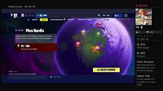 GO ON FORTNITE SAUVER THE WORLD! -FARME- Exchanges live [FR]