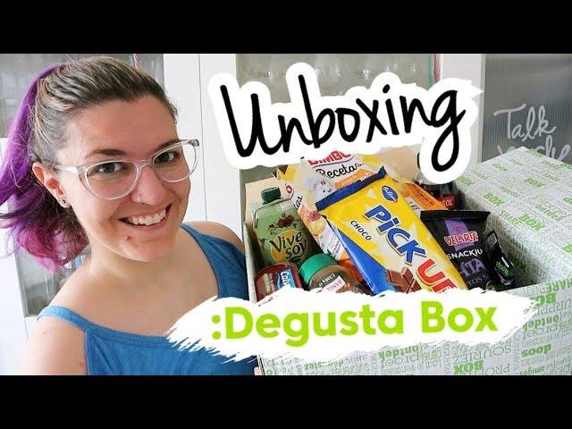 UNBOXING DEGUSTABOX Septiembre 2018 | ESPECIAL FAMILIA