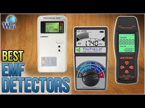 8 Best EMF Detectors 2018