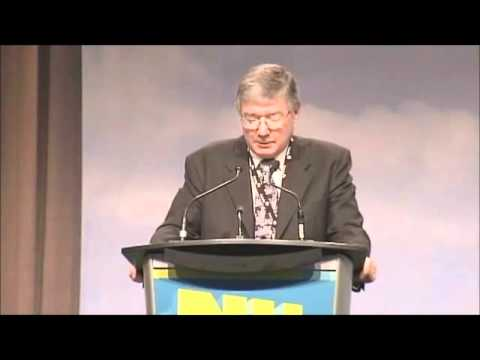 CNA2012: John McDougall, Changing the Culture in Canadian Research and Innovation