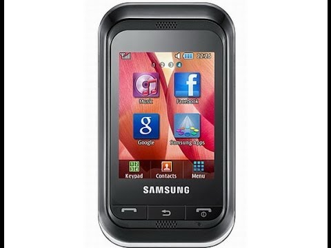 Samsung Champ GT-C3300 Internet 3g