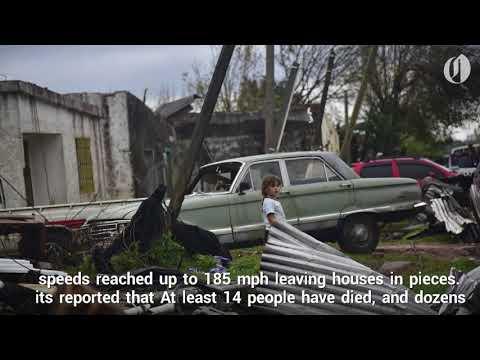 Hurricane Irma leaves path of destruction through Caribbean