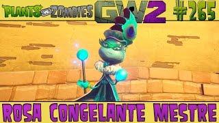 Plants vs. Zombies Garden Warfare 2 #265 - Rosa Congelante Mestre