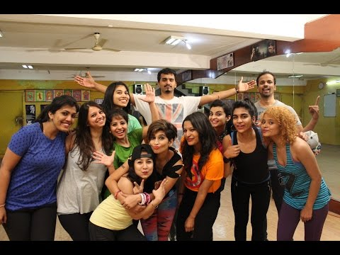 Zumba Routine By Vijaya On Na Na Na Na J Star