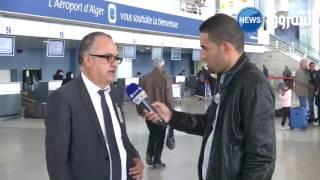 إضراب مفاجئ لعمال الجوية الجزائرية يشل مطار هواري بومدين