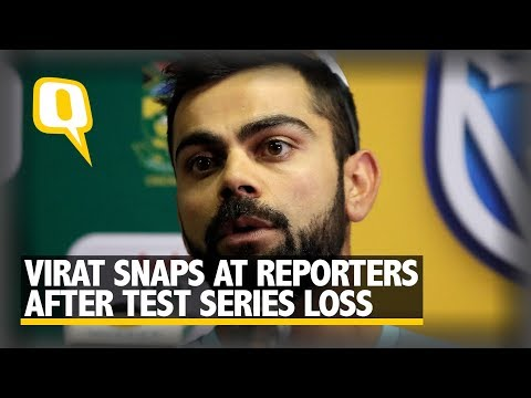 Virat Kohli Snaps at Reporters When Questioned About India's Selection Choices| The Quint