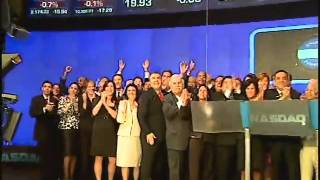 2010 USHAA Bravo Top 25 - Nasdaq Bell Ringing August 13 Thumbnail