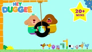 Playtime with Duggee - 20+ Minutes - Duggee's Best Bits - Hey Duggee