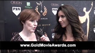 EXCLUSIVE Interview: Kacey Ainsworth | Gold Movie Awards (The Fan Carpet)