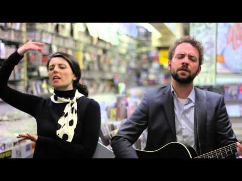 Early Winters: In-Store with TVD at Village Music World, NYC perform