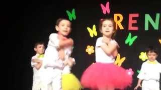 Okuluma Başladım Şarkısı ve gülen çocuk Oğuzhan :)