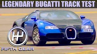 Fifth Gear's LEGENDARY Bugatti Veyron Track Test | Fifth Gear