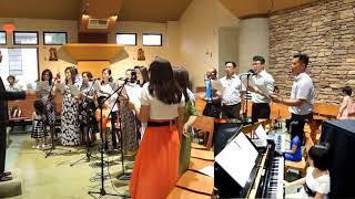 Có Chúa Song Hành__Hải Ánh__August 19th 2017