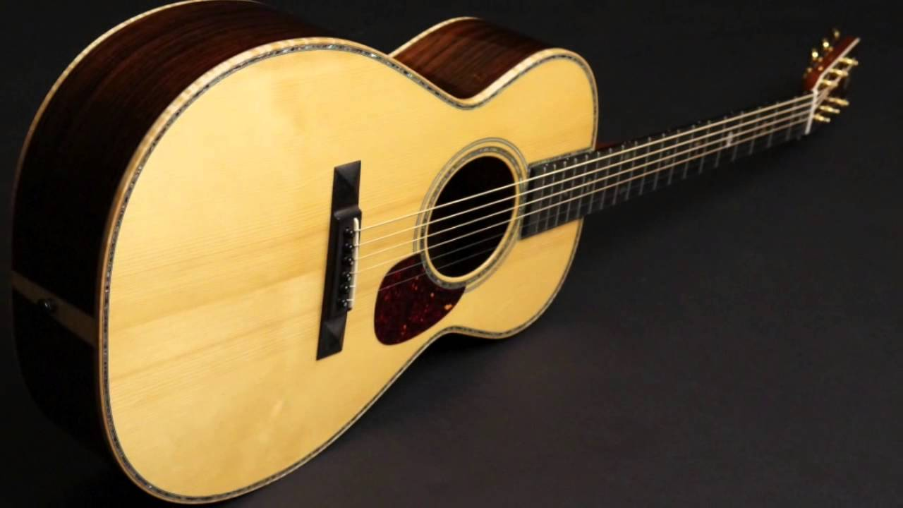 Froggy Bottom P14 Parlor Braz By Guitar Gallery Youtube