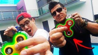 entrepreneur fidget spinners