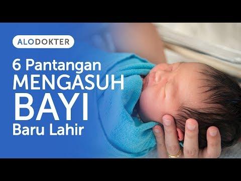 Bagaimana Cara Merawat Bayi Yang Baru Lahir Baru