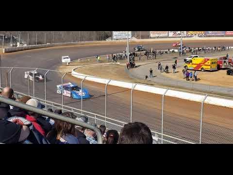 Port Royal Speedway Super Late Model Heat Race 3 3-8-2020